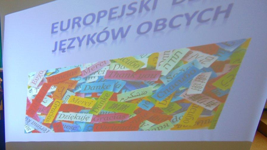 10.2019- Europejski Dzień Języków Obcych
