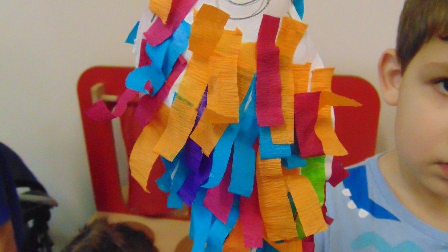 Papugi w przedszkolu- 03.2020