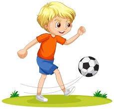 Trening piłkarski z Akademią Reissa